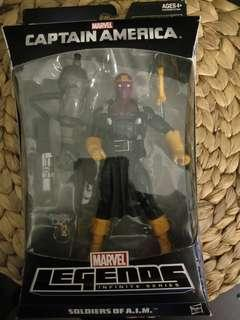 Marvel legends soldiers of AIM