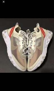 Nike react element 87 sail