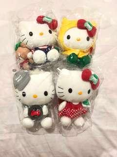 Grab Hello Kitty Plush