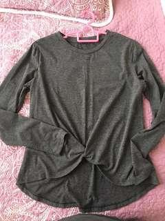 Long sleeve top free postage