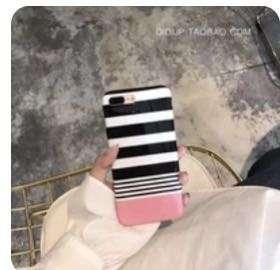 蘋果6s iphone 6s 手機殼 少女款 粉紅色 時尚