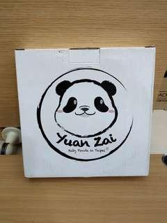 🚚 大熊貓餐盤