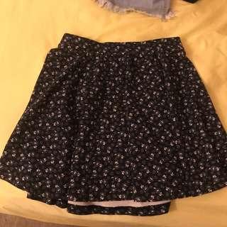 skater skirt cotton on