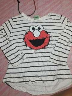 Elmo long sleeves