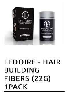 LEDOIRÈ HAIR BUILDING FIBRES!!!!