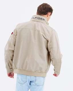 Tommy hilfger yacht jacket beige