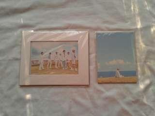 SG 2018 frame and postcards bundle