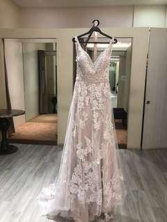 2019 Latest Design Rico A Mona Wedding Dress