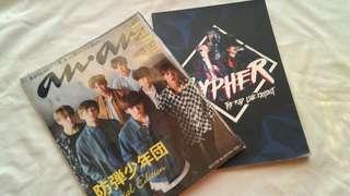 BTS magazine bundle