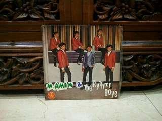 Piring hitam/Ep...Vinyl... M. Amin and The Rhythm Boys