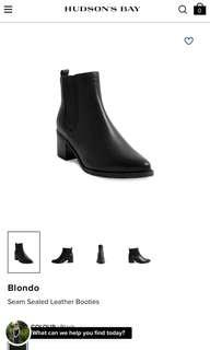 Blondo waterproof ankle boots 8.5