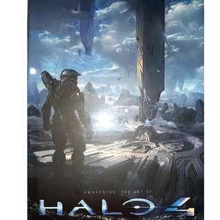 The Art of Halo 4