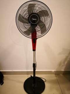 Smart Standing Fan