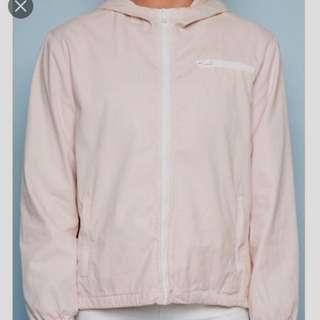 Brandy Melville Krissy light pink jacket