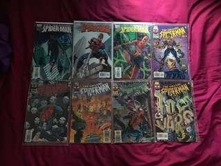 Amazing Spider-Man set
