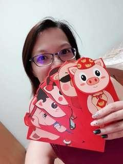 Red Packet (6 designs)