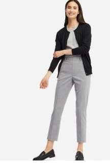 Uniqlo Smart Style Ankle Length Pants Grey