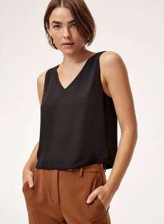 Aritzia Babaton Hopkins Blouse - M