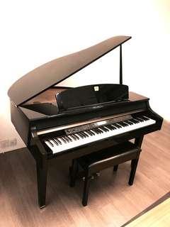 Yamaha Clavinova CLP-295GP Digital Grand Piano 數碼三角琴