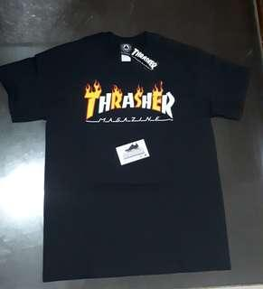 TRASHER tee 100% authentic Bnwt