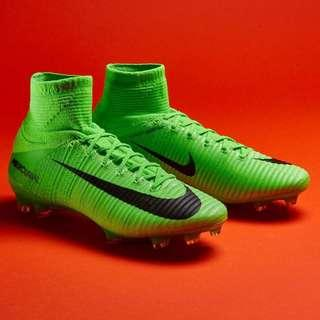 4dd052bcb Restock [BNIB] Nike Mercurial Superfly V DF FG - Electric Green