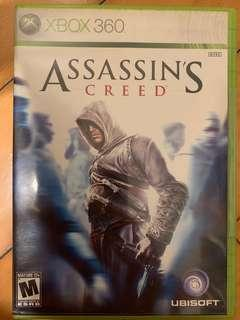 XBOX360 Assassin's creed