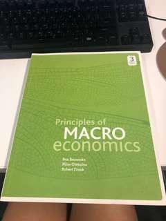 Principles of Macroeconomics 3rd edition