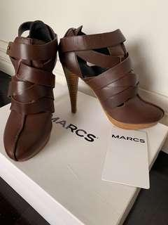 Marcs Leather Ankle Boots size 36