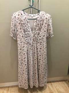 Forever21 S Short floral dress