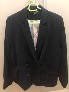 Forever21 Medium black blazer