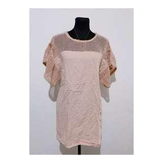 Peach Dress for 100 only!
