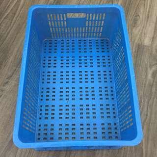 二手塑膠籃