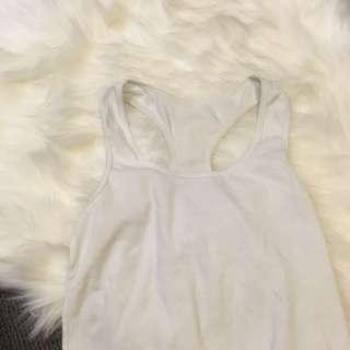 (F)White singlet basic