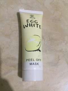 Masker naturgo egg white
