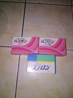 Shiseido Soap