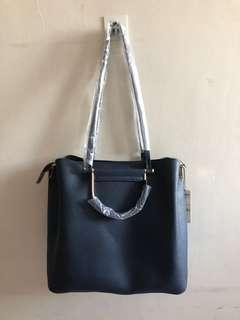 SALE: Parfois 3-way Navy Blue Bag