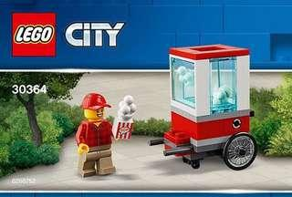 Lego popcorn 30364