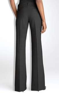 New $275 THEORY Max C tailored wool pants 2 XS