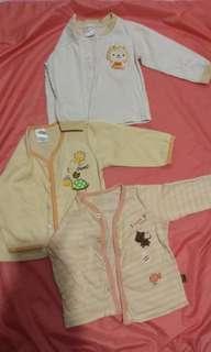 (NB 2) Baby Sleep Wear pyjamas