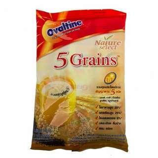 Ovaltine Nature Select 5 Grains Instant Cereal Malt