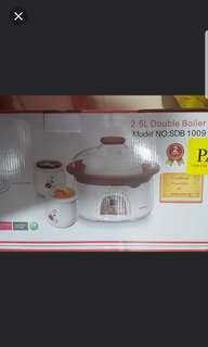 2.5L Double boiler