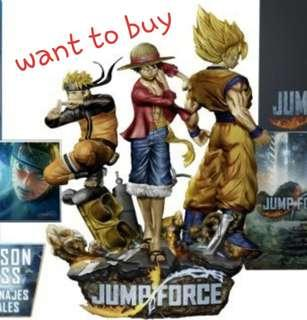 Jump Force Figure