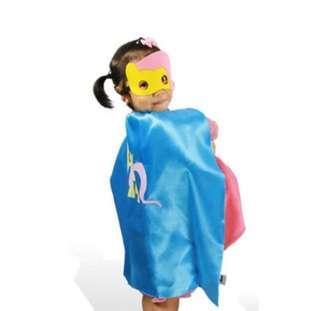🚚 Fluttershy pony cape costume free size