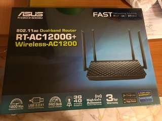 🚚 RT AC 1200G+  Wireless Router