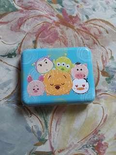 Disney Tsum Tsum Memo Pad in Metal Case