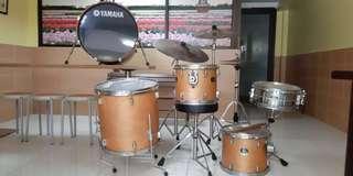 Drum Set Yamaha