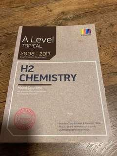 🚚 A levels H2 chemistry model solutions