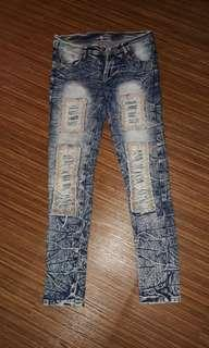 jeans prada repeat