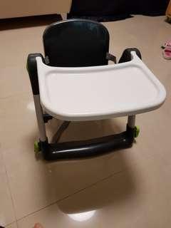 英國 Flippa Apramo 折疊餐椅兒童餐椅 附提袋