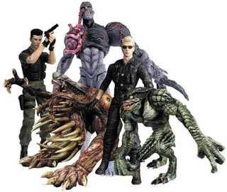 🚚 WTB Resident Evil Figure